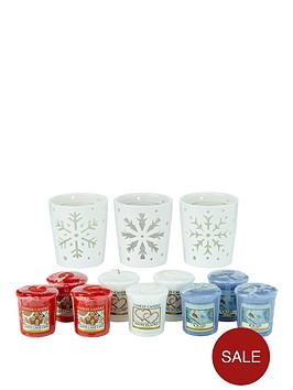yankee-candle-winter-flurries-12-piece-set