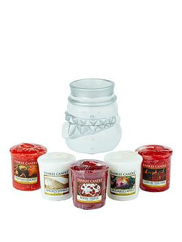 yankee-candle-fun-outside-snowman-votive-holder-with-5-votives