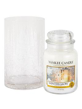 yankee-candle-sparkling-icicles-jar-holder-with-classic-large-jar-winter-glow