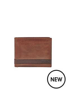 fossil-quinn-leather-wallet