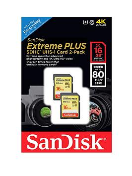 sandisk-extreme-plus-16gb-sd-memory-card