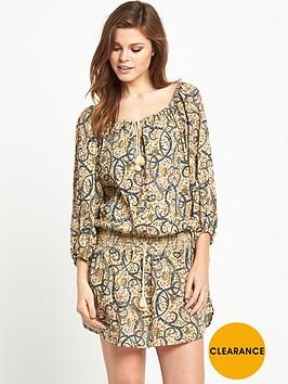 denim-supply-ralph-lauren-long-sleeved-peasant-dress