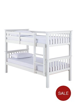 Novara Detachable Bunk Bed With Mattress Options Buy And Save
