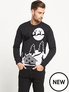 goodsouls-winter-scene-mens-christmas-jumper