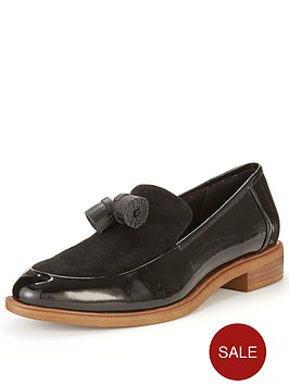 clarks-taylor-spring-black-loafer