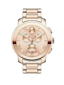 movado-bold-luxe-rose-gold-plated-chronograph-ladies-watch