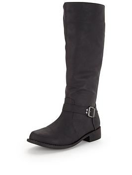 shoe-box-violet-elastic-riding-boot-with-metal-trim-detail-standard-fit