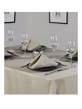 linen-look-oblong-table-linen-set-8-place-settings-52x90-inch