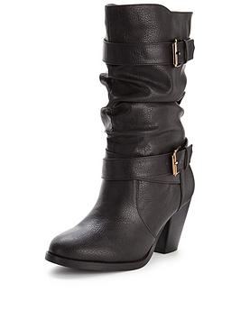 shoe-box-shelley-casual-heeled-strappy-boot-black