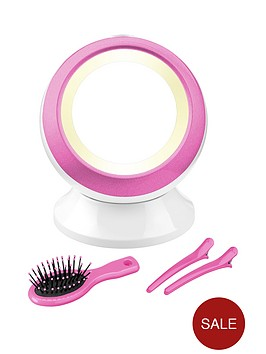 babyliss-reflections-9446cu-iluminated-mirror-set