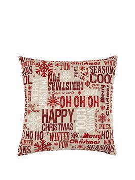 christmas-script-cushion