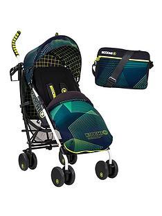 koochi-speedstar-stroller-green-hyperwave