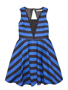 freespirit-girls-stripy-prom-dress
