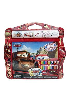 disney-cars-rolling-art-desk