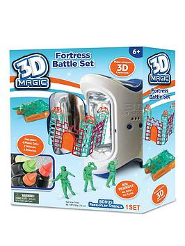 3d-magic-deluxe-fortress-battle-set-pack