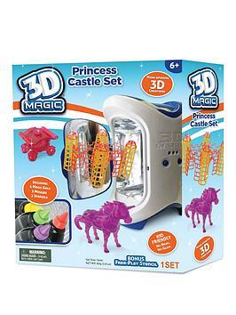 3d-magic-deluxe-princess-castle-pack