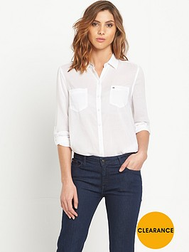 hilfiger-denim-original-lightweight-shirt