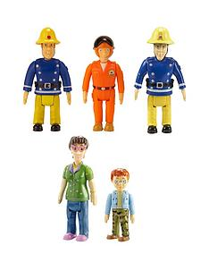 fireman-sam-five-figure-pack
