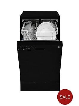 beko-dfs05010b-10-place-slimline-dishwasher-black