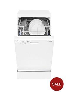 beko-dfs05010w-10-place-slimline-dishwasher-white