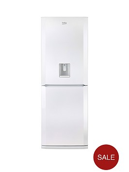 beko-cfdl7914w-70cmnbspwide-fridge-freezer-with-non-plumbed-water-dispensernbsp--white