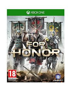 xbox-one-for-honor