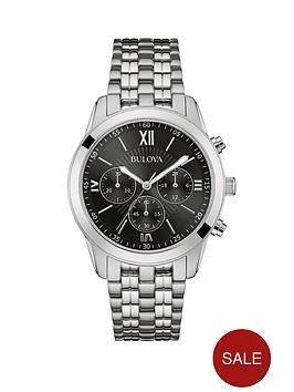 bulova-bulova-chronograph-stainless-steel-case-and-bracelet-black-dial-mens-watch