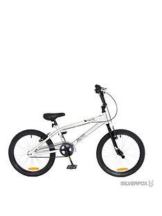 silverfox-talon-boysnbspbmx-bike-10-inch-frame