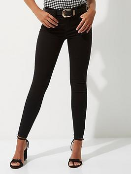 river-island-amelienbspmid-rise-super-skinny-jeans-black