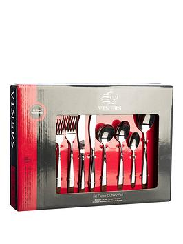viners-willow-58-piece-cutlery-set