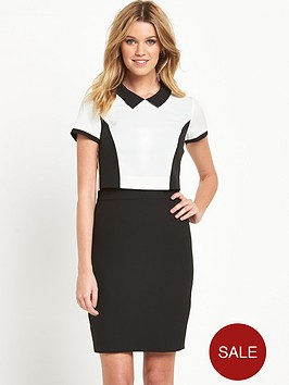 v-by-very-tall-collared-2-in-1-dress