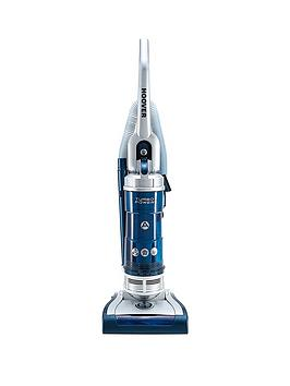 hoover-turbo-power-pets-tp71-tp04001-bagless-upright-vacuum-cleaner--nbspbluesilver