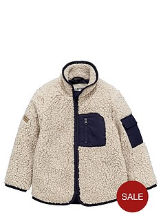 ladybird-boys-borg-jacket-with-pockets