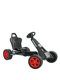 rolly-toys-cross-racer-go-kart-cr-2-go-kart-black
