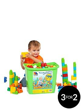 blocks-box-100-pieces-green