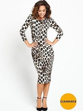 myleene-klass-leopard-bodycon-dress
