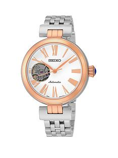 seiko-white-dial-automatic-two-tone-stainless-steel-bracelet-ladies-watch