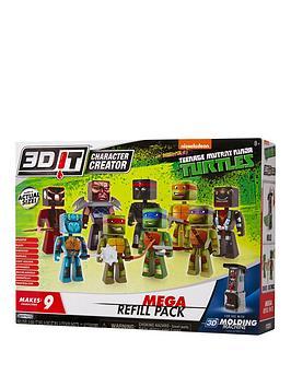 teenage-mutant-ninja-turtles-3d-it-teenage-mutant-ninja-turtles-mega-refill-pack