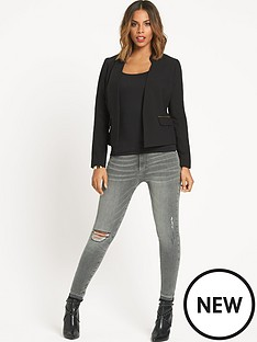 rochelle-humes-suit-jacket