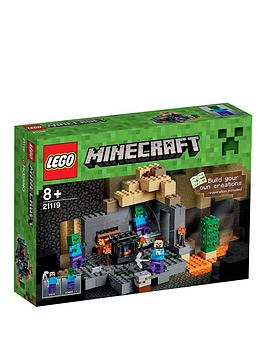 lego-minecraft-the-dungeon-21119