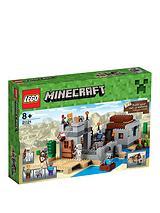 Minecraft The Desert Outpost