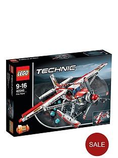 lego-fire-plane