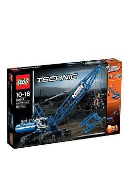 lego-technic-crawler-crane-42042