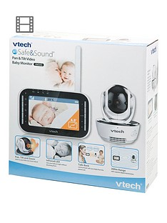 vtech-vm343-pan-and-tllt-video-baby-monitor