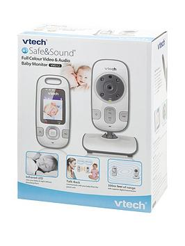 vtech vm312 video and audio baby monitor. Black Bedroom Furniture Sets. Home Design Ideas