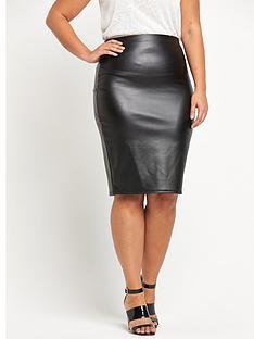 so-fabulous-pu-pencil-skirt