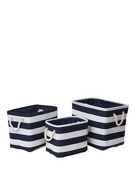 sabichi-3-piece-canvas-basket-set