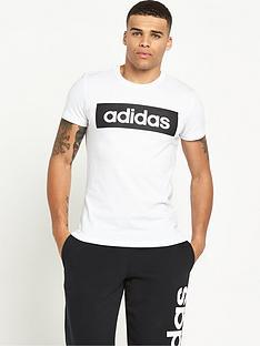 adidas-linear-logo-mens-t-shirt