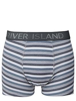 river-island-plainstriped-mens-boxers-5-pack