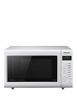 panasonic-nn-ct555wbpq-slimline-combination-microwave-white